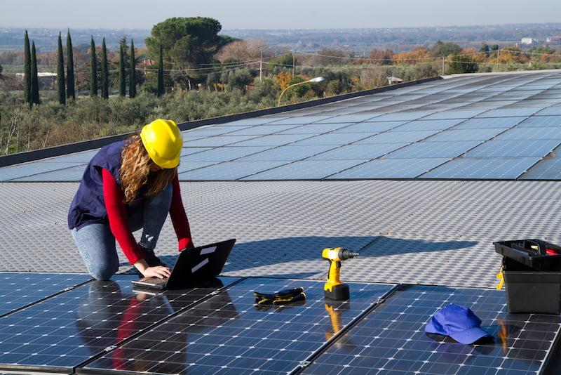 Green energy transition